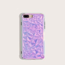 Holographic Textured iPhone Case