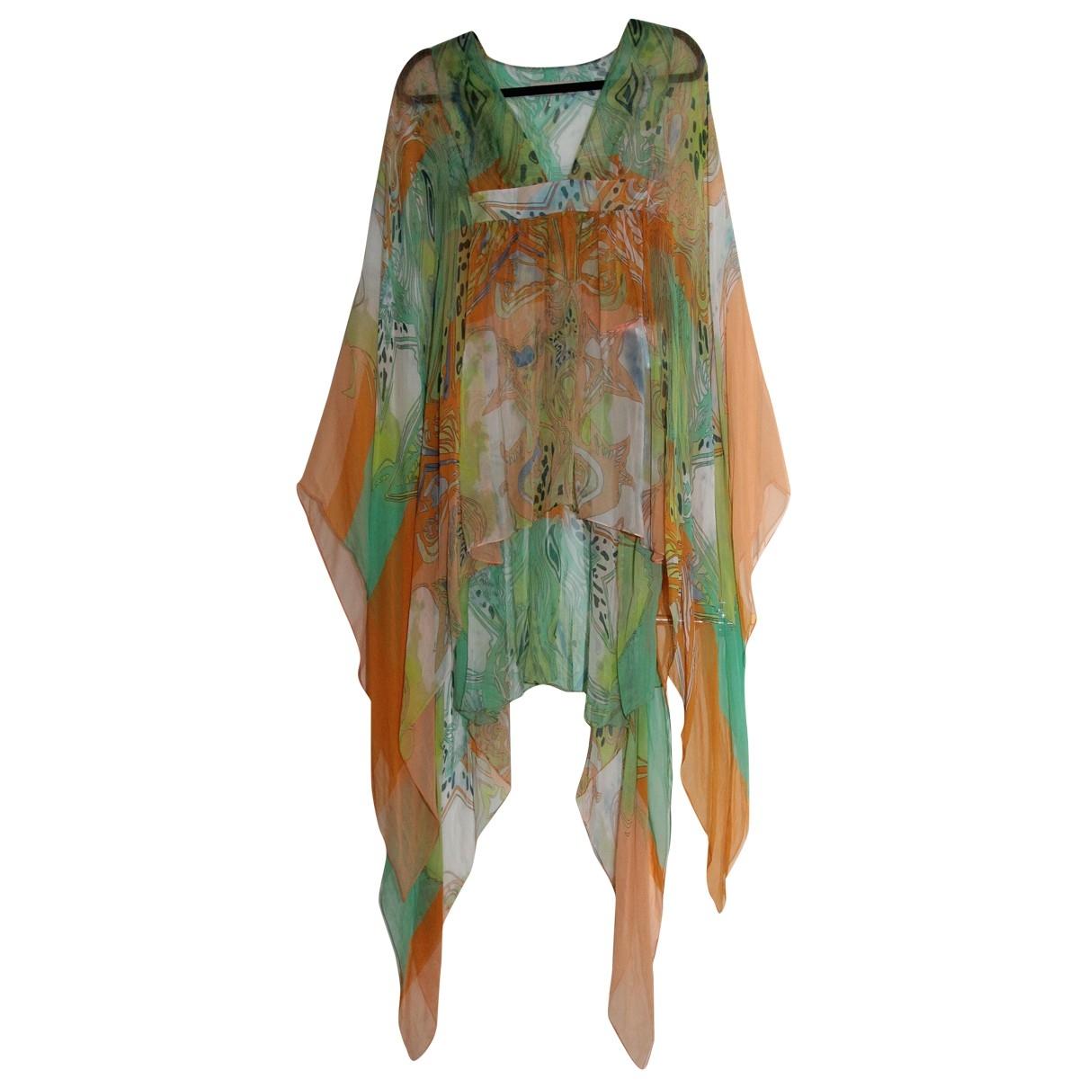 Emilio Pucci - Robe   pour femme en soie