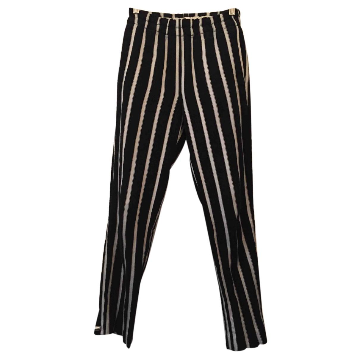 Pantalon recto Jucca