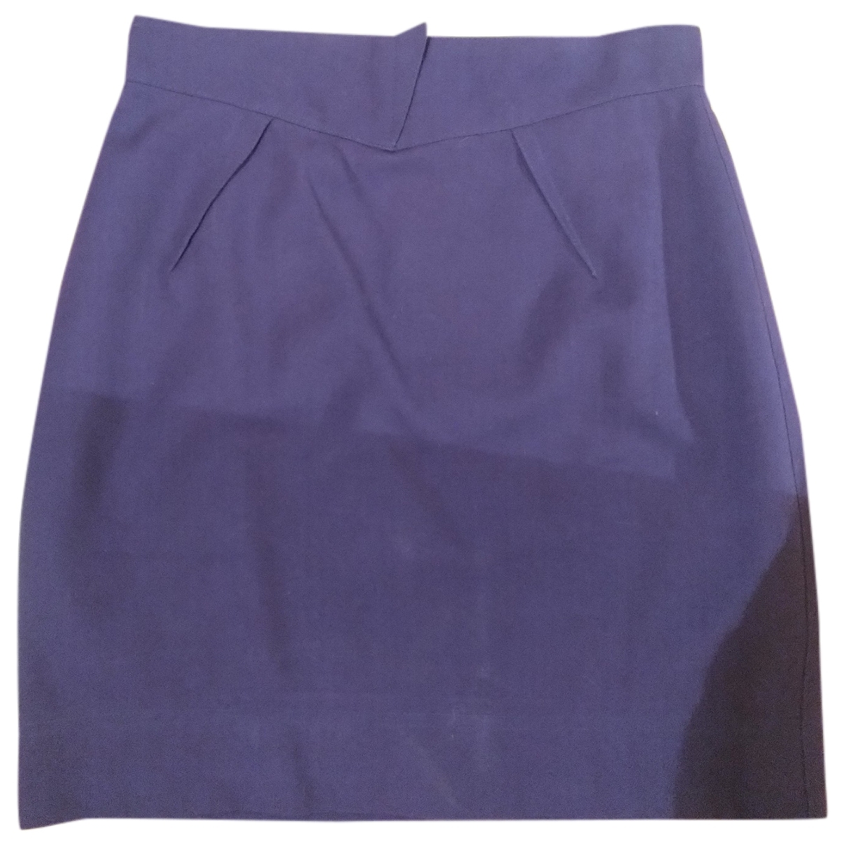 Mini falda Thierry Mugler