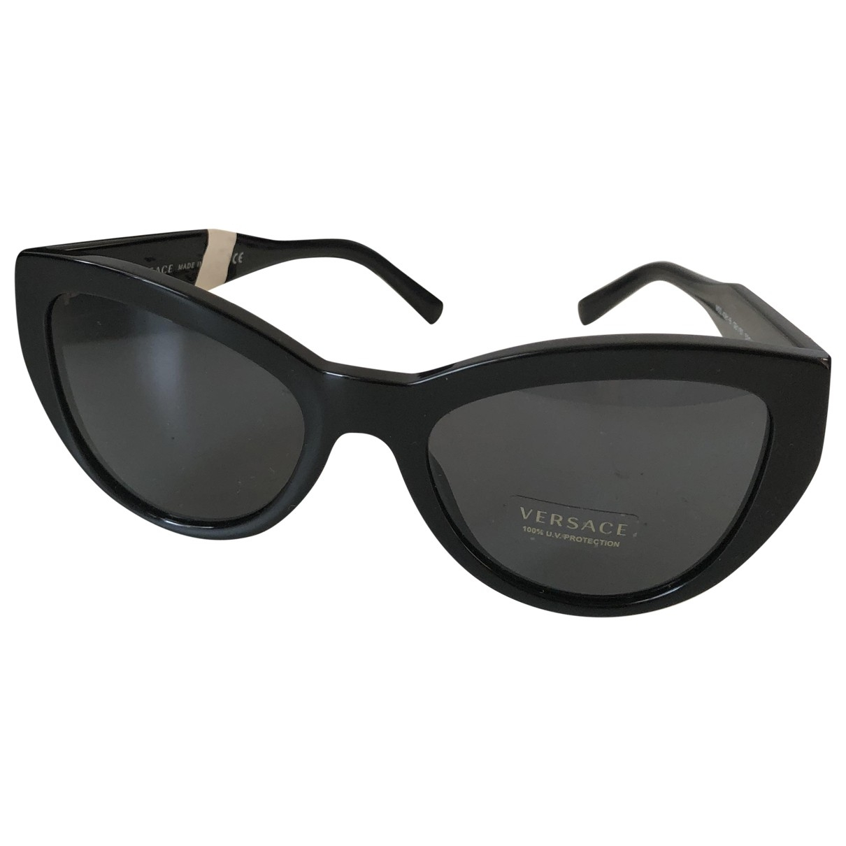 Versace \N Black Sunglasses for Women \N
