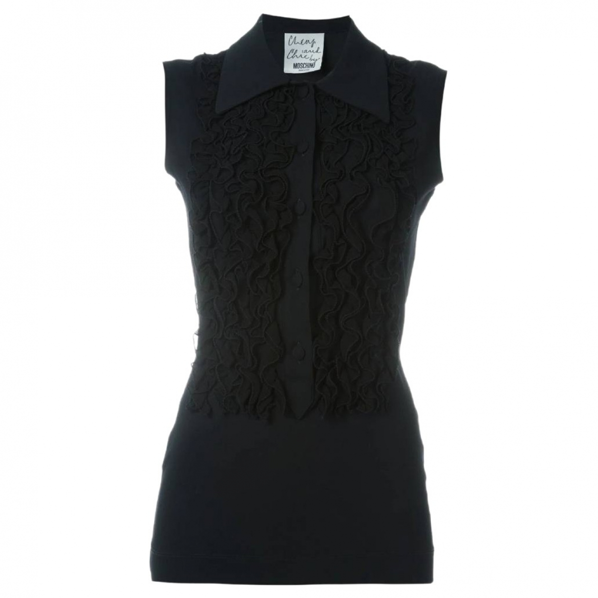 Blusa Moschino Cheap And Chic