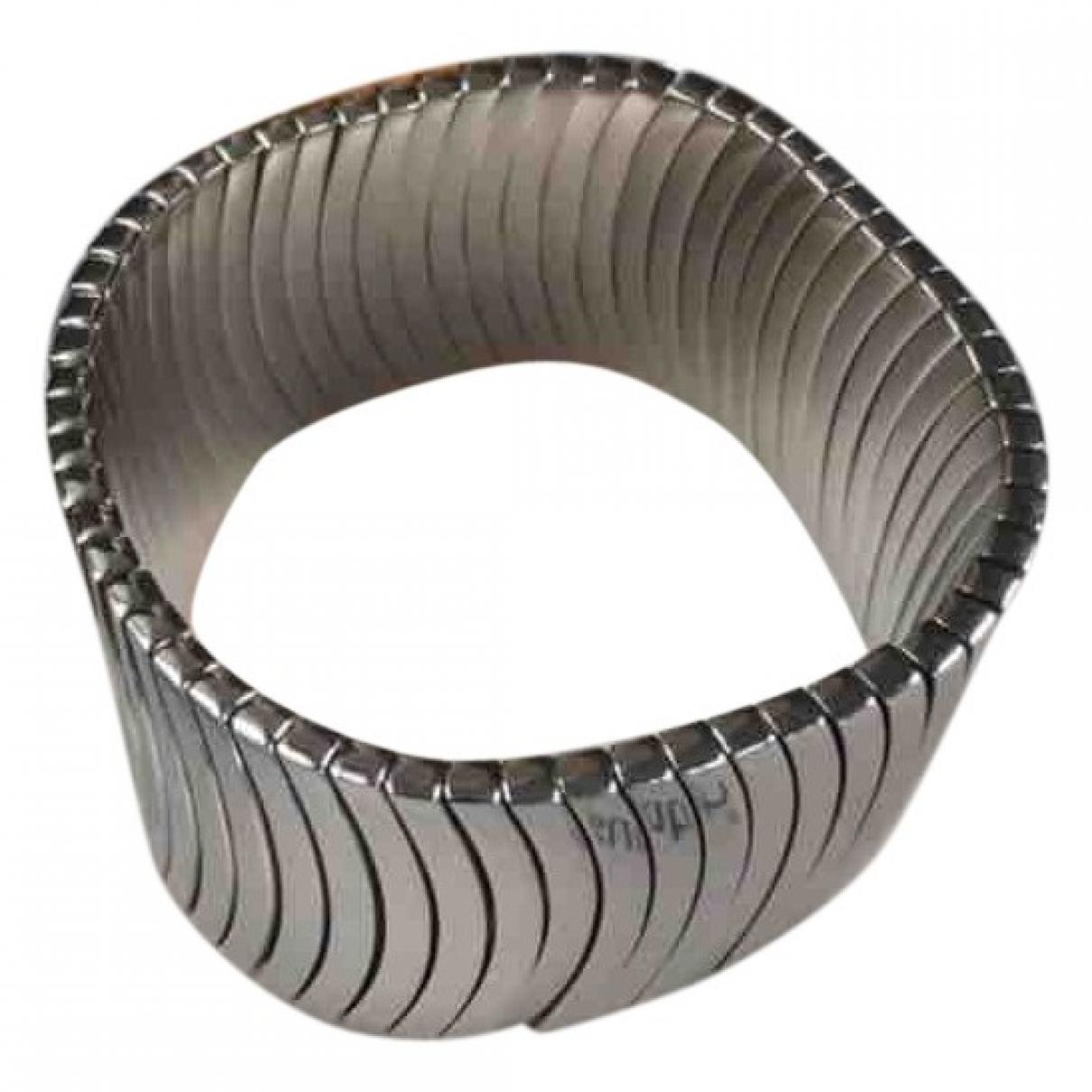 Swatch - Bracelet   pour femme en metal - argente