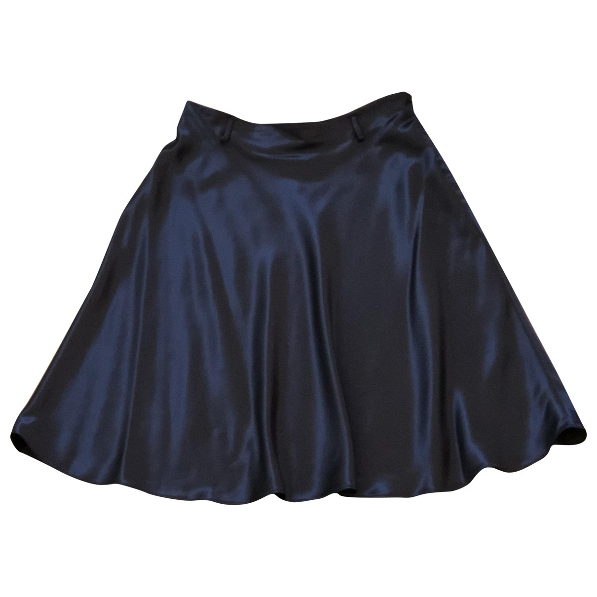 Ralph Lauren Collection \N Rocke in  Blau Viskose