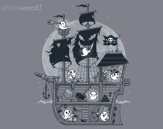 Shipmates T Shirt
