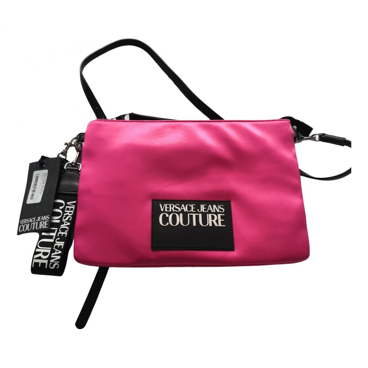 Versace Jeans \N Handtasche in  Rosa Synthetik