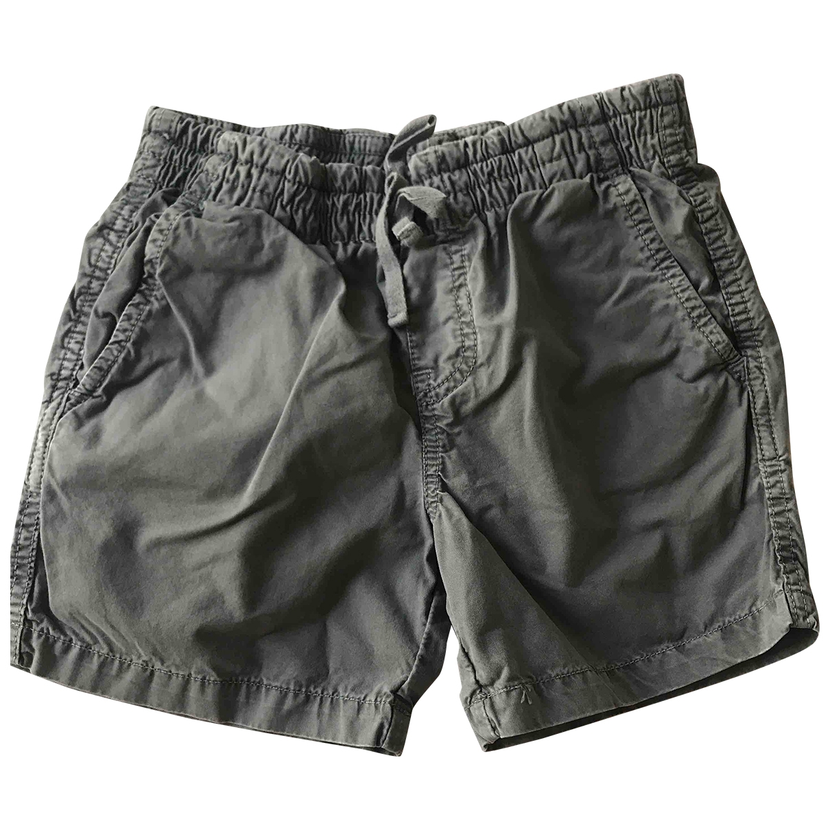 Hartford - Short   pour enfant en coton - gris