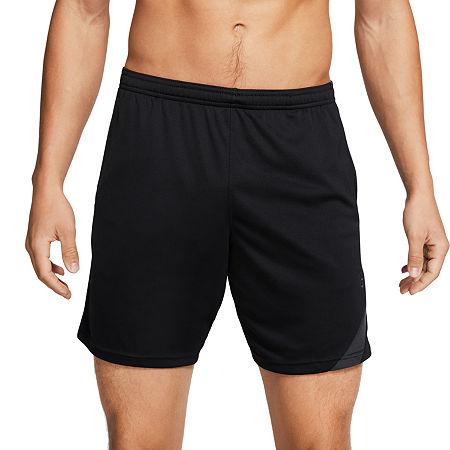 Nike Mens Moisture Wicking Pull-On Short, Xx-large , Black