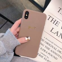 Hot Stamping iPhone Case