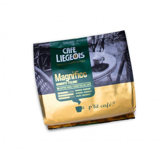 "Kaffeepads Cafe Liegeois ""Magnifico"", 18 Stk."