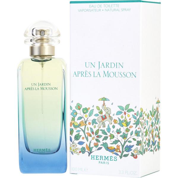 Hermès - Un Jardin Après La Mousson : Eau de Toilette Spray 3.4 Oz / 100 ml