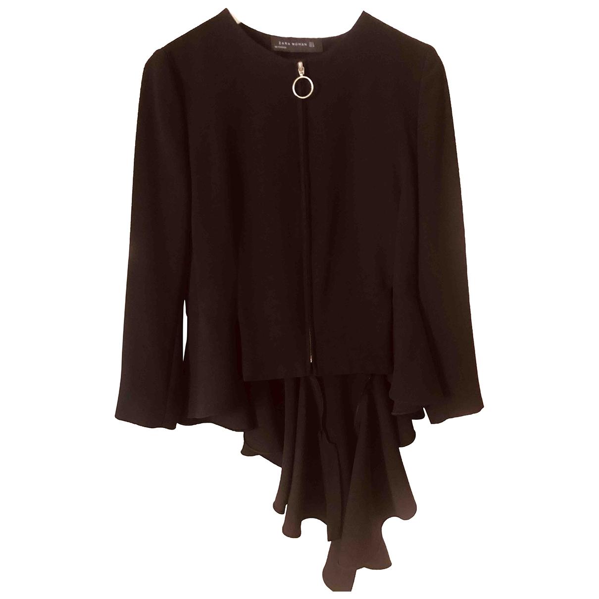 Zara \N Black jacket for Women S International