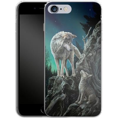 Apple iPhone 6 Plus Silikon Handyhuelle - Guidance von Lisa Parker
