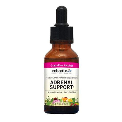 Adrenal Support 1 Oz by Eclectic Institute Inc