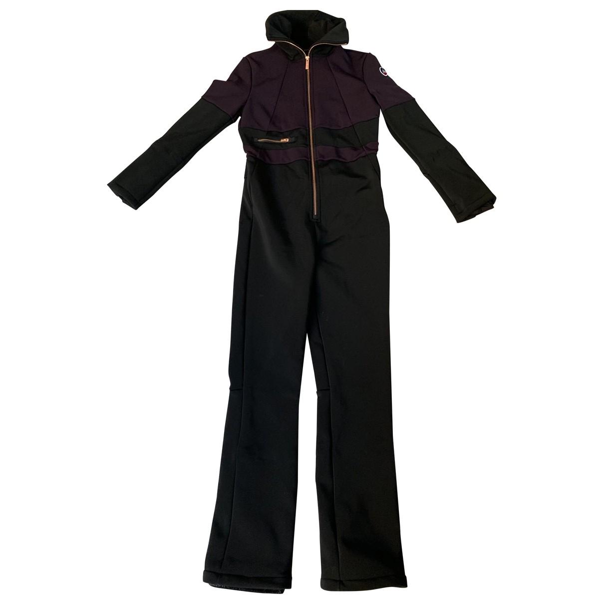 Fusalp \N Black jumpsuit for Women 44 FR