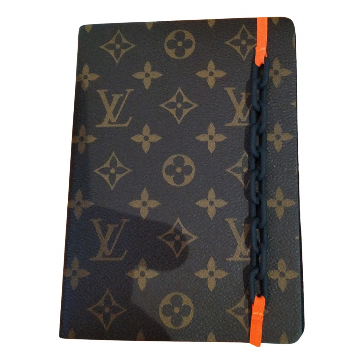 Louis Vuitton N Brown Cloth Home decor for Life & Living N