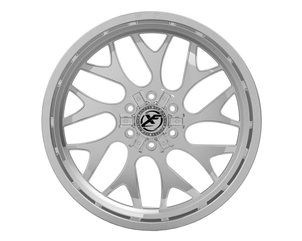 XF Off-Road XFX-301 Wheel 20x9 8x165.1|8x170 0mm Chrome