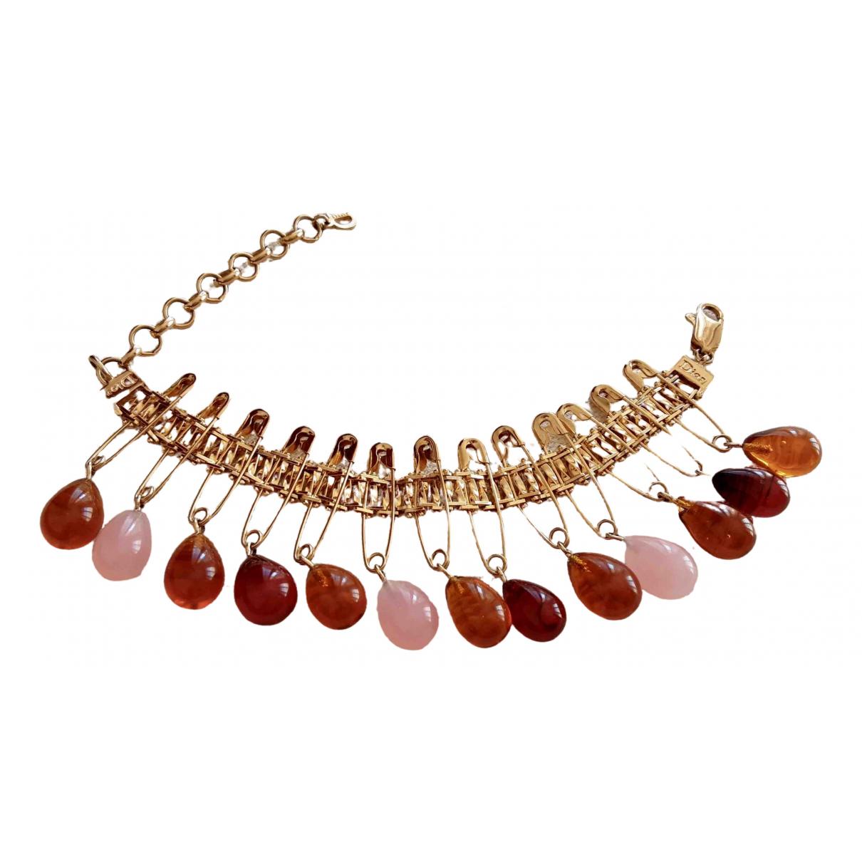 Dior - Bracelet   pour femme en verre - multicolore