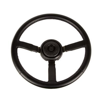 Omix-Ada Steering Wheel (Black) - 18031.11