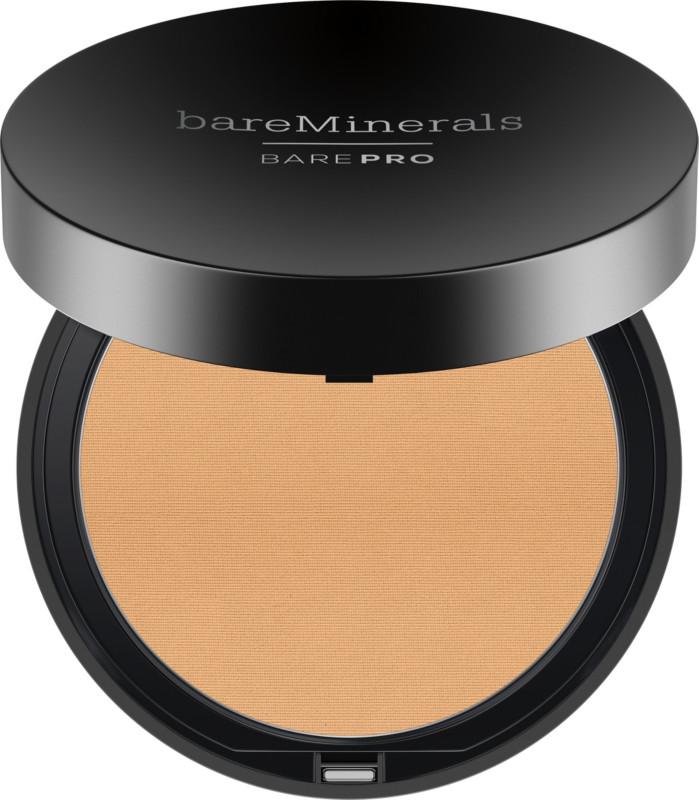 BAREPRO Performance Wear Powder Foundation - Butterscotch 15.5 (for medium neutral skin w/ peach undertones)