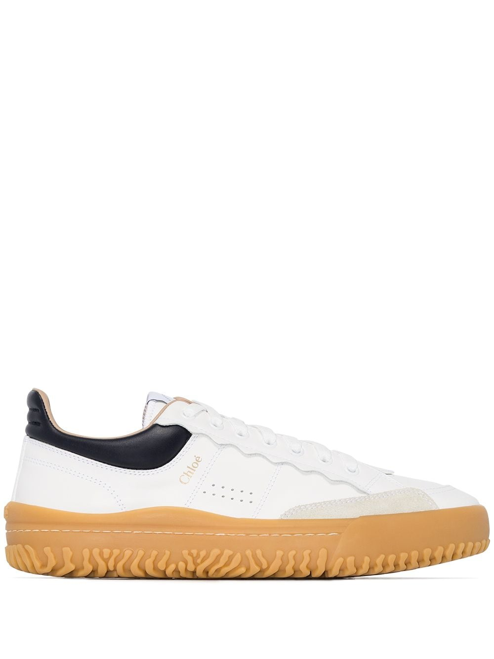 Franckie Leather Sneakers