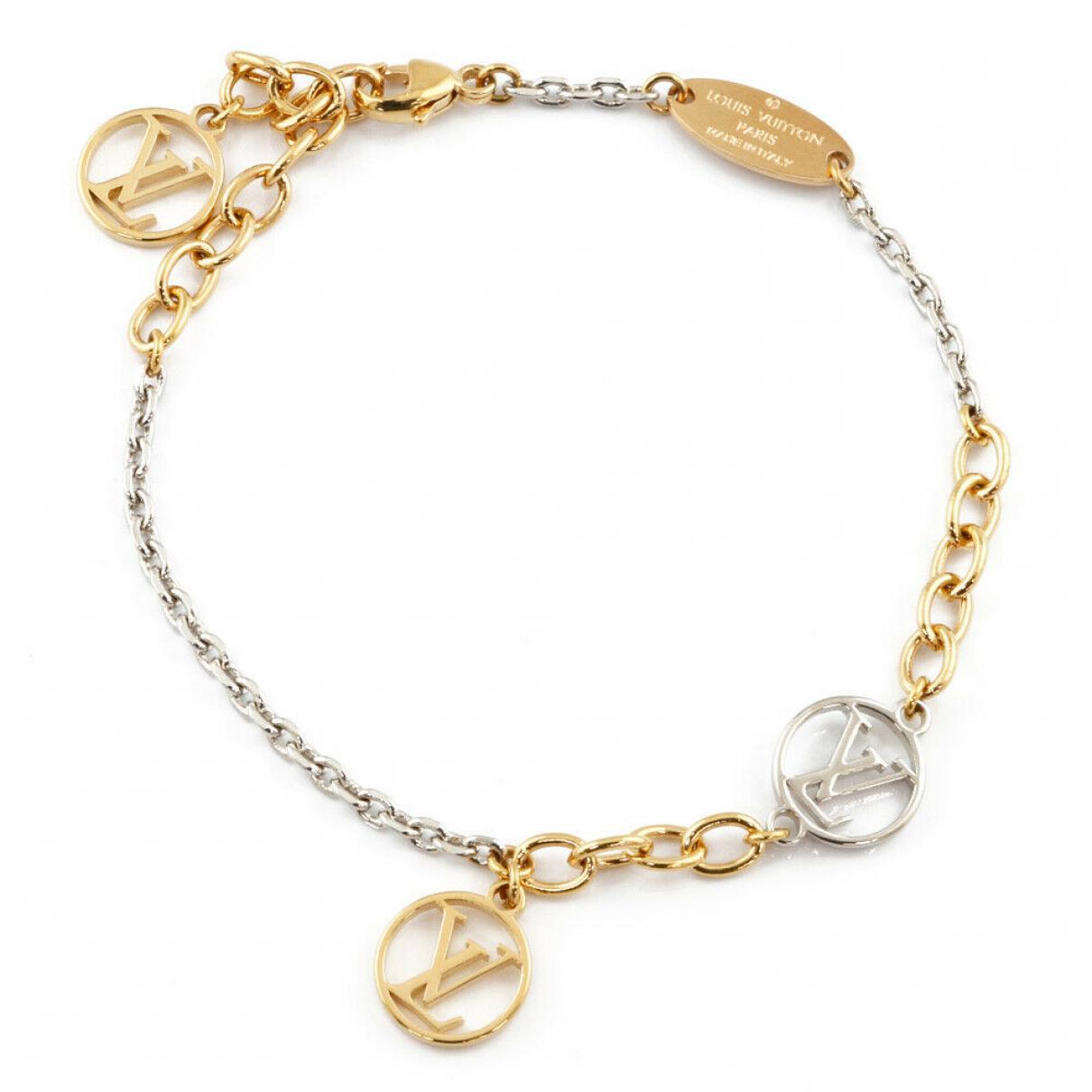 Louis Vuitton \N Armband in Metall