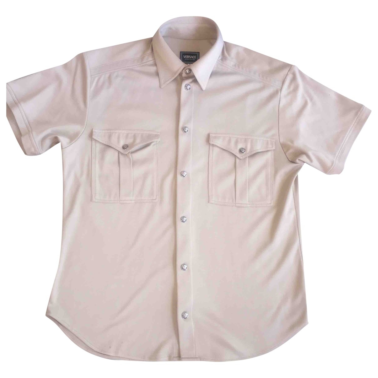 Versace Jean - Chemises   pour homme - beige