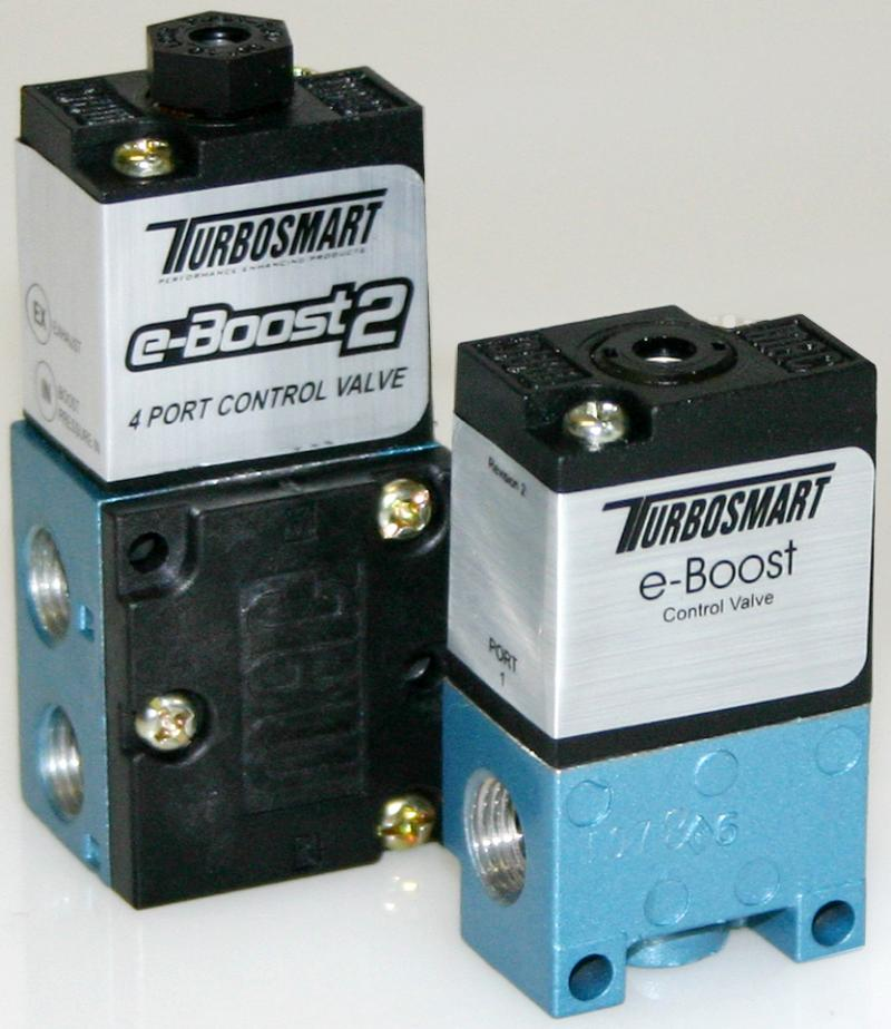 TurboSmart USA eB2 Spare 3 Port Solenoid kit