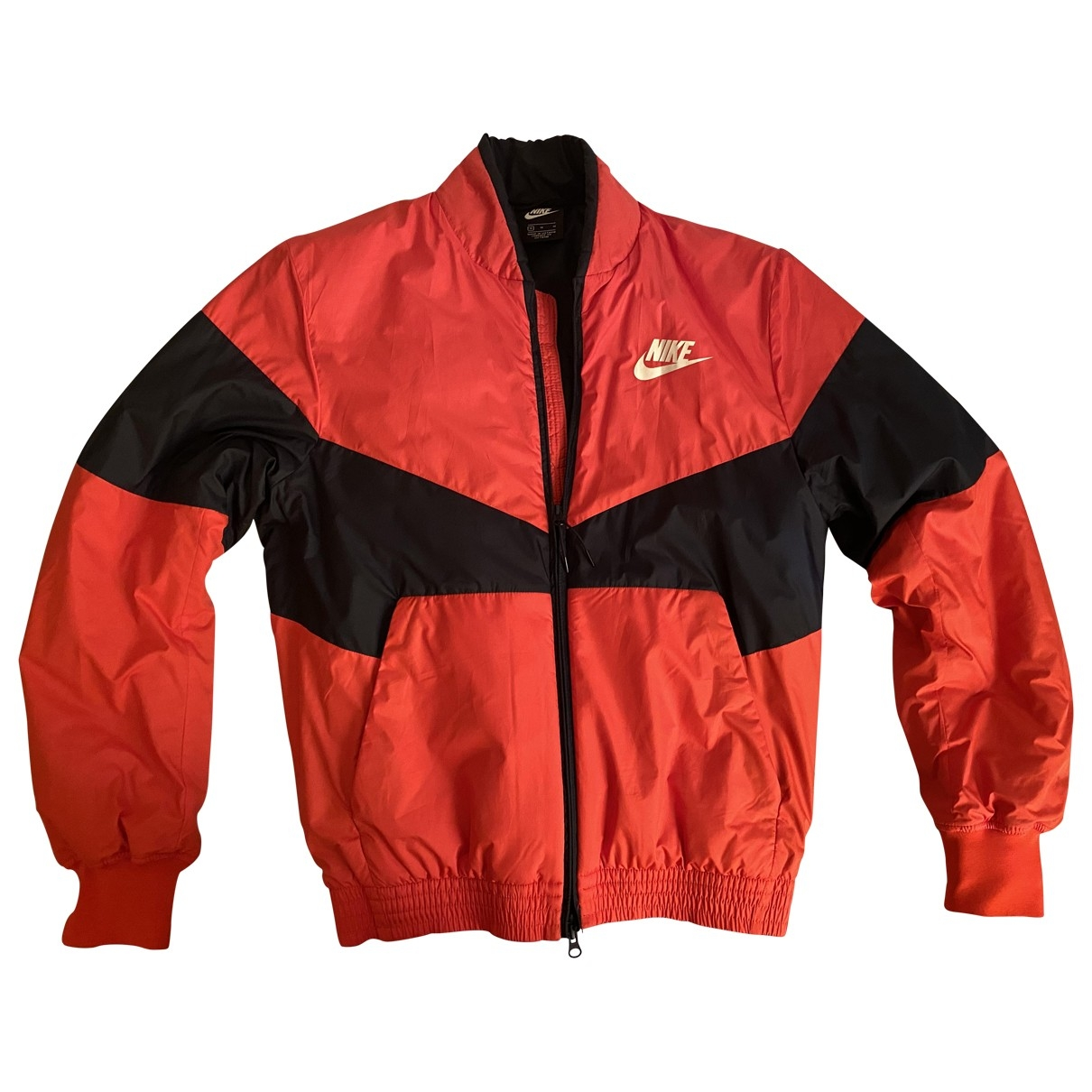 Nike - Vestes.Blousons   pour homme - rouge