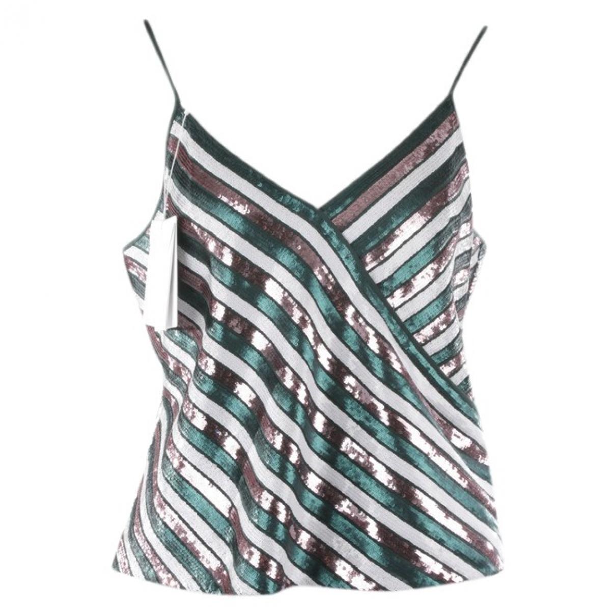 Diane Von Furstenberg \N Multicolour Silk  top for Women M International