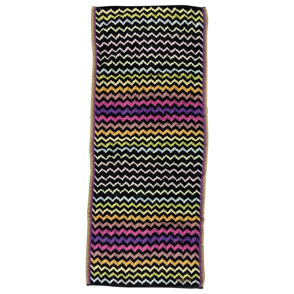 Missoni \N Multicolour Cotton Textiles for Life & Living \N