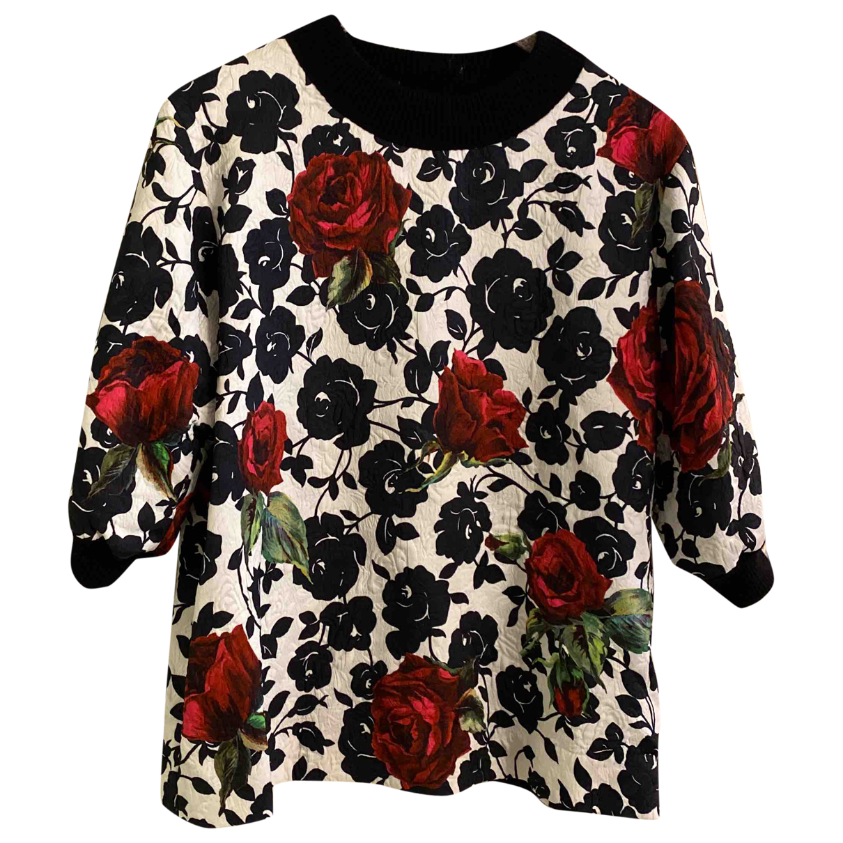 Dolce & Gabbana - Pull   pour femme - multicolore