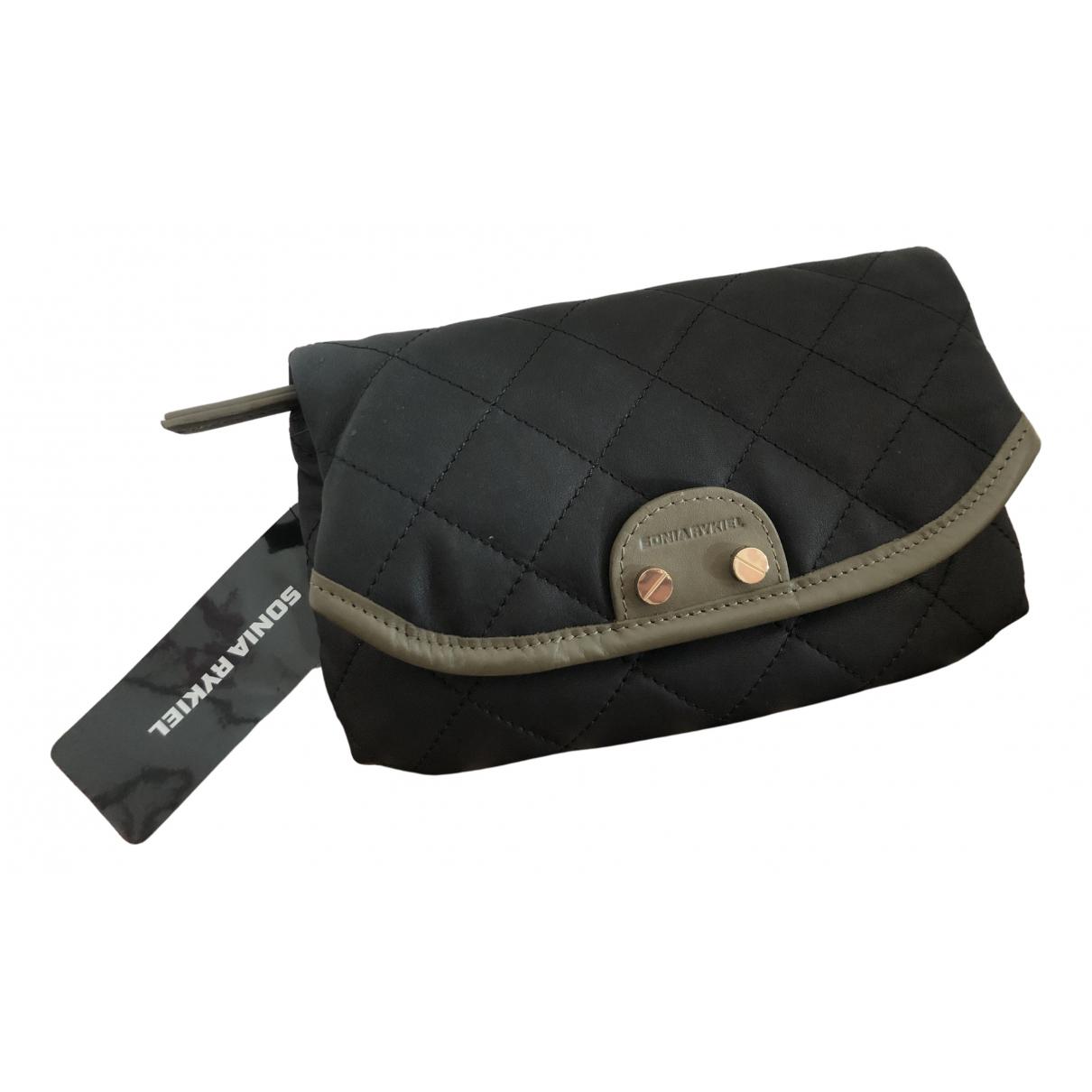 Sonia Rykiel N Black Leather Purses, wallet & cases for Women N