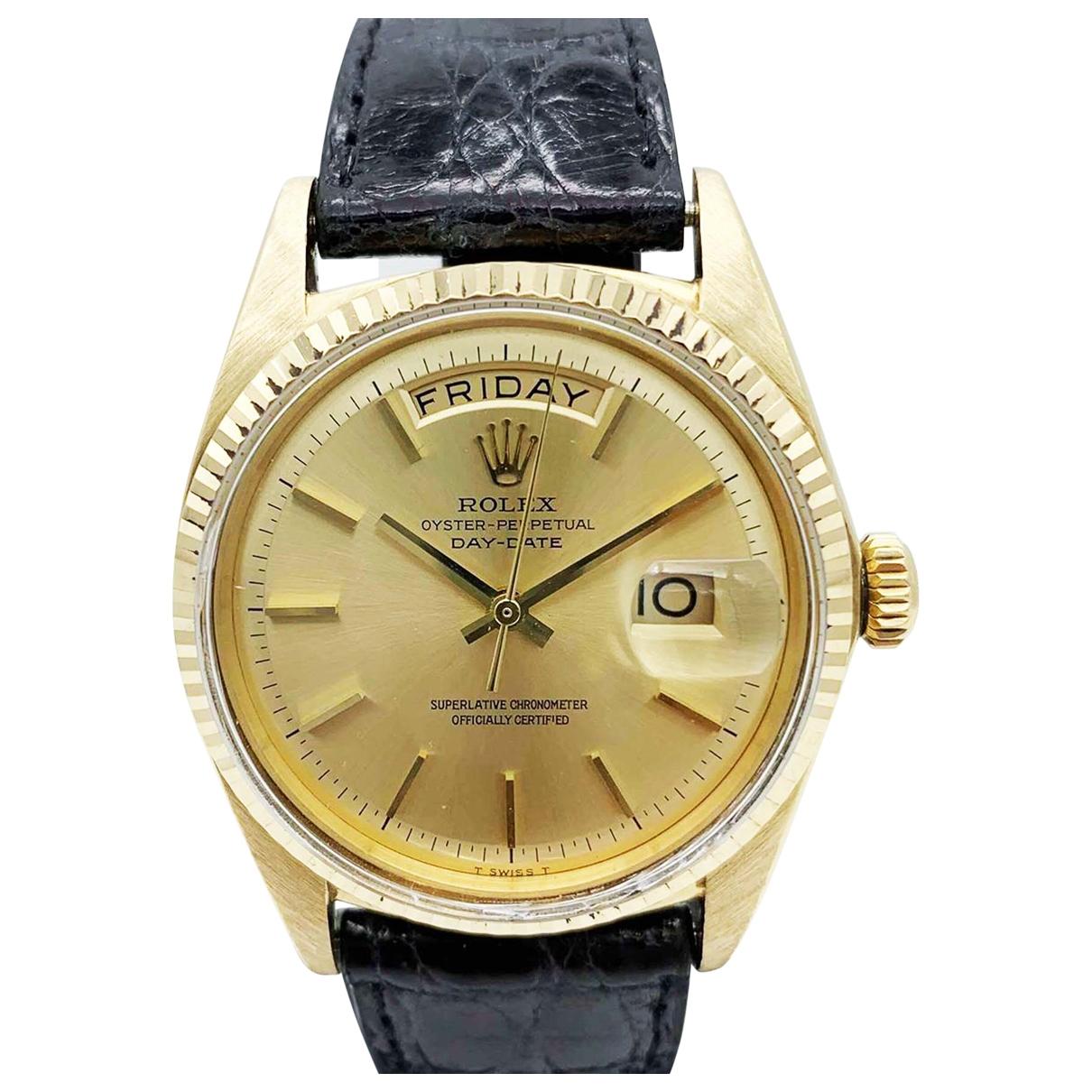 Relojes Day-Date 36mm de Oro amarillo Rolex