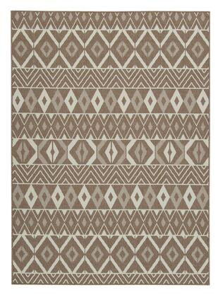 Donaphan Collection R403631 Large Rug Made Of Polypropylene  Machine Wooven For Indoor/Outdoor Use In