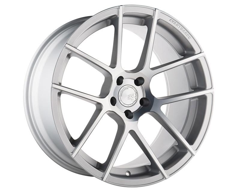 Avant Garde RSPLIT-SS30208545 Ruger Split 20x8.5 5x130 +45mm Satin Silver
