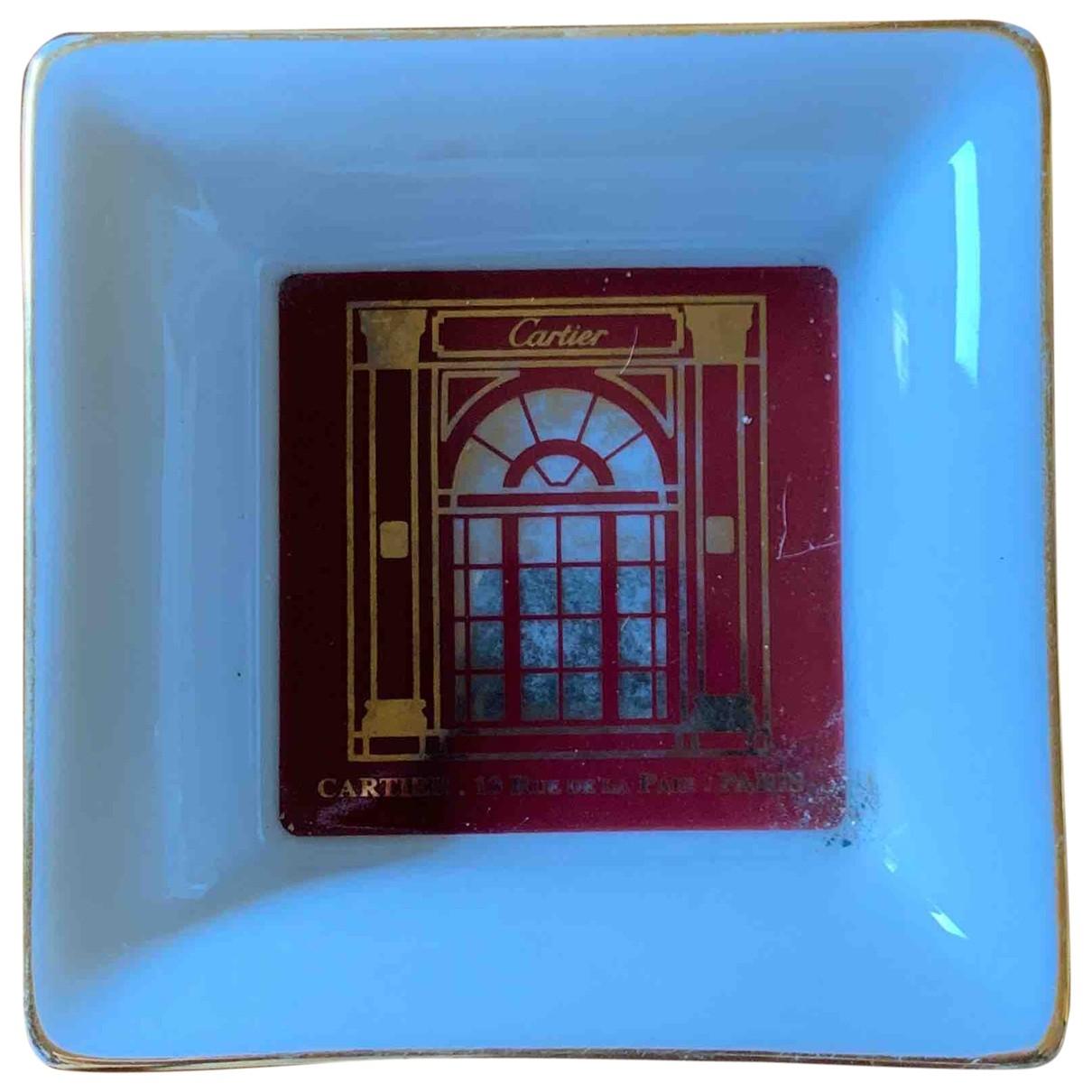 Cartier - Objets & Deco   pour lifestyle en porcelaine - multicolore