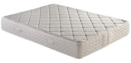 Atlantic Mattress Classic Collection AM46104 6 Queen Size Mattress with Pocketed Steel Coils  High Density Foam Encasement and Foam-Filled Quilted