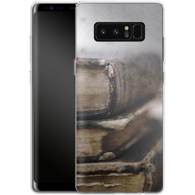 Samsung Galaxy Note 8 Silikon Handyhuelle - Ordnung Ist Das Halbe Wohnen von Marie-Luise Schmidt