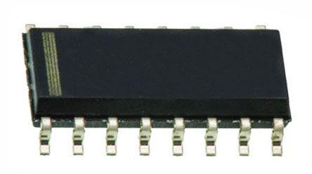 Texas Instruments SN74AHC157D , Multiplexer Quad 2:1, 16-Pin SOIC (10)