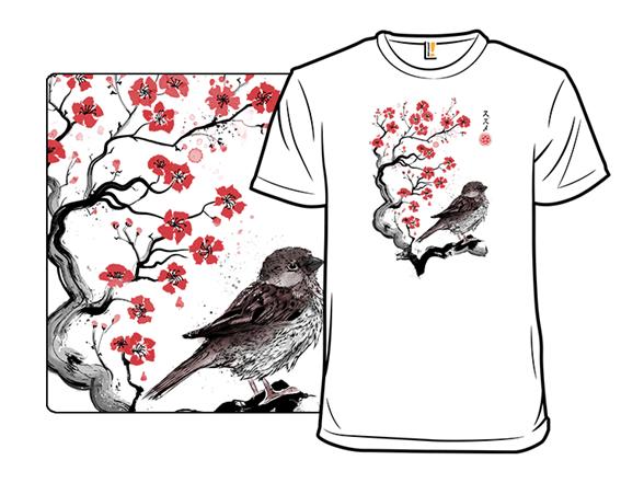 Little Sparrow T Shirt