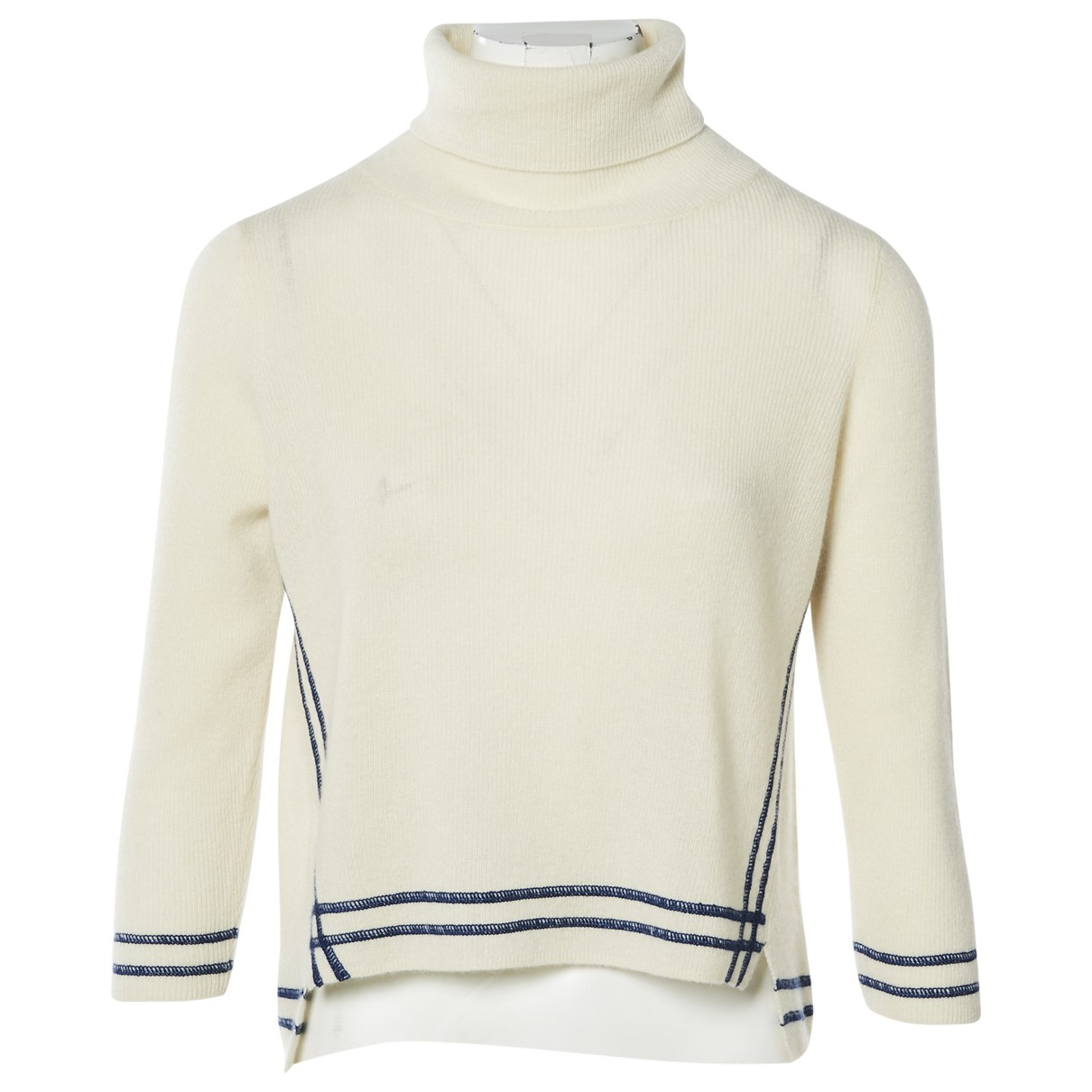 Band Of Outsiders \N White Cashmere Knitwear for Women 36 FR