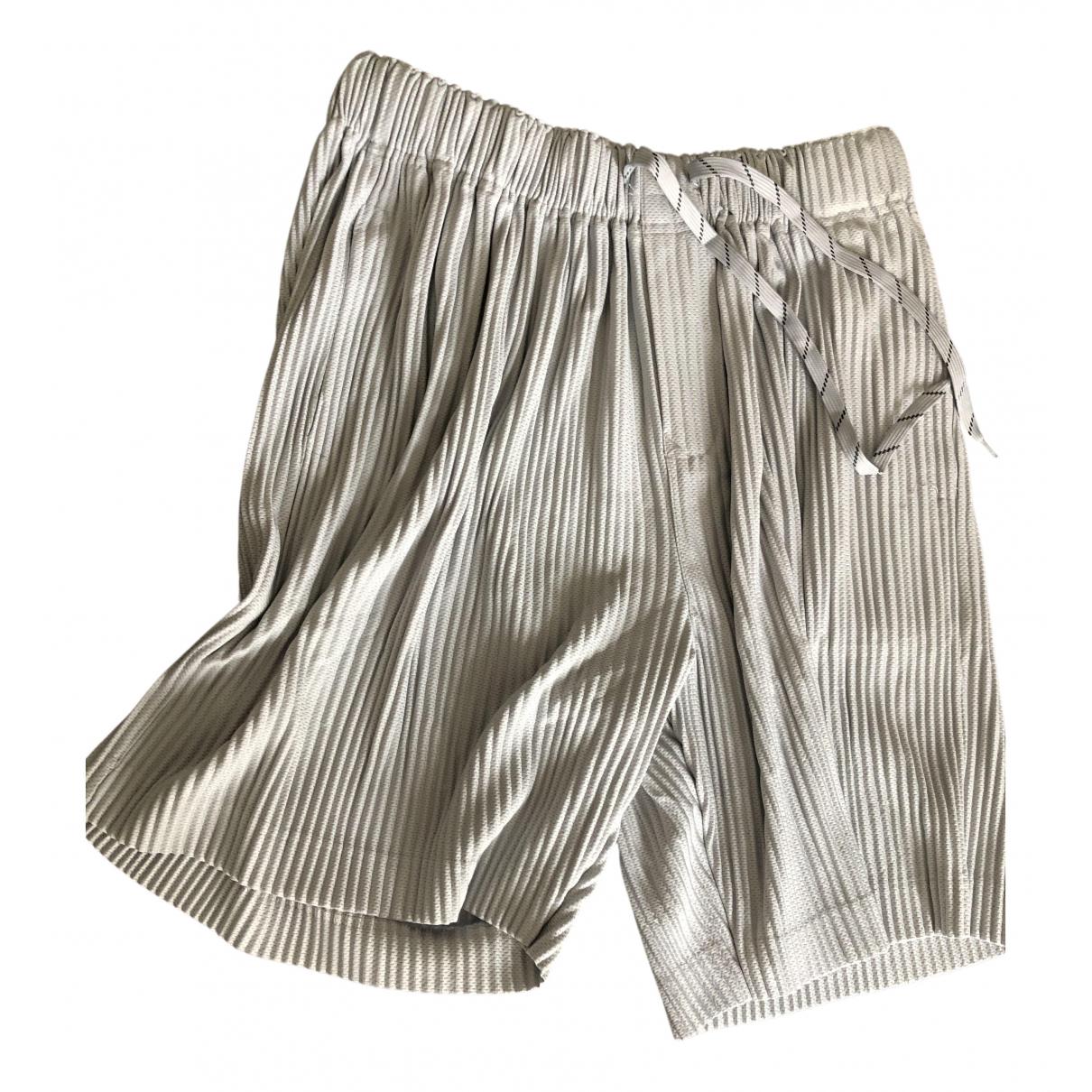 Issey Miyake \N Grey Shorts for Women S International