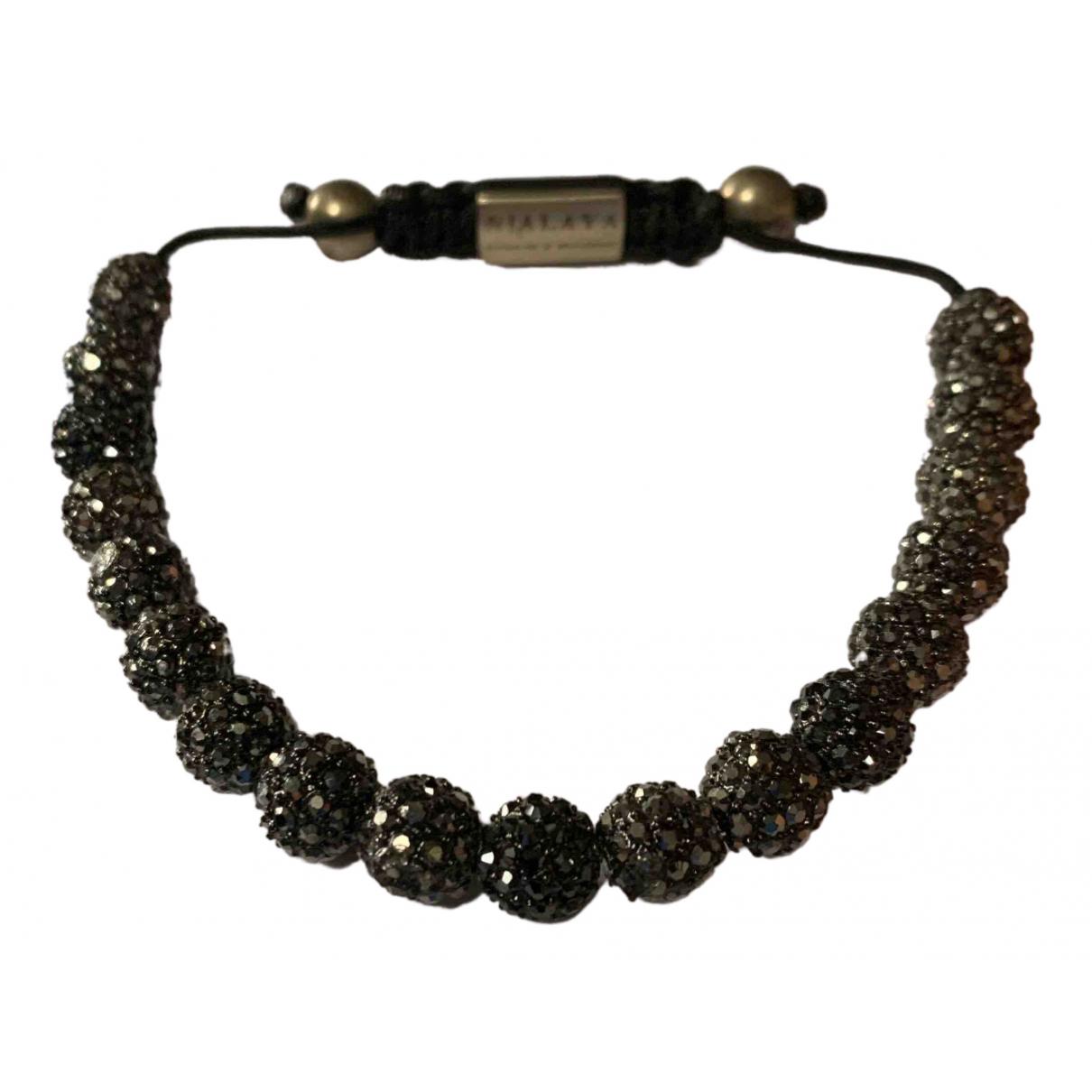 Nialaya - Bracelet   pour femme en argent