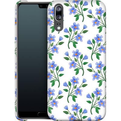 Huawei P20 Smartphone Huelle - Fresh Bloom  von Iisa Monttinen