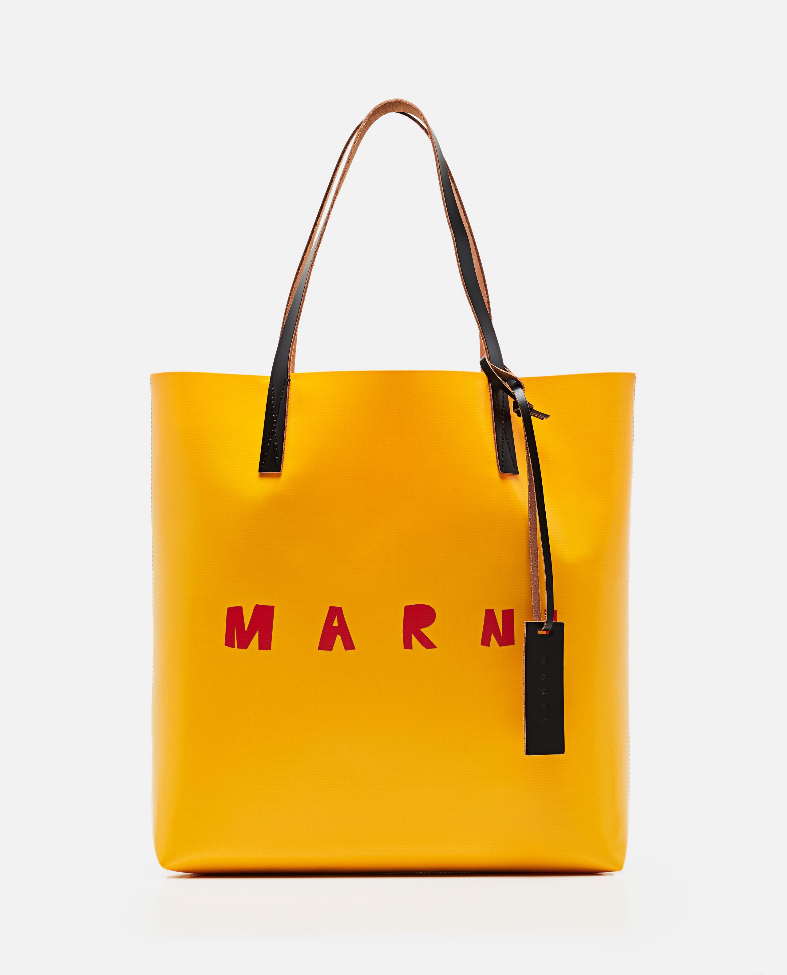 Tote bag with logo print