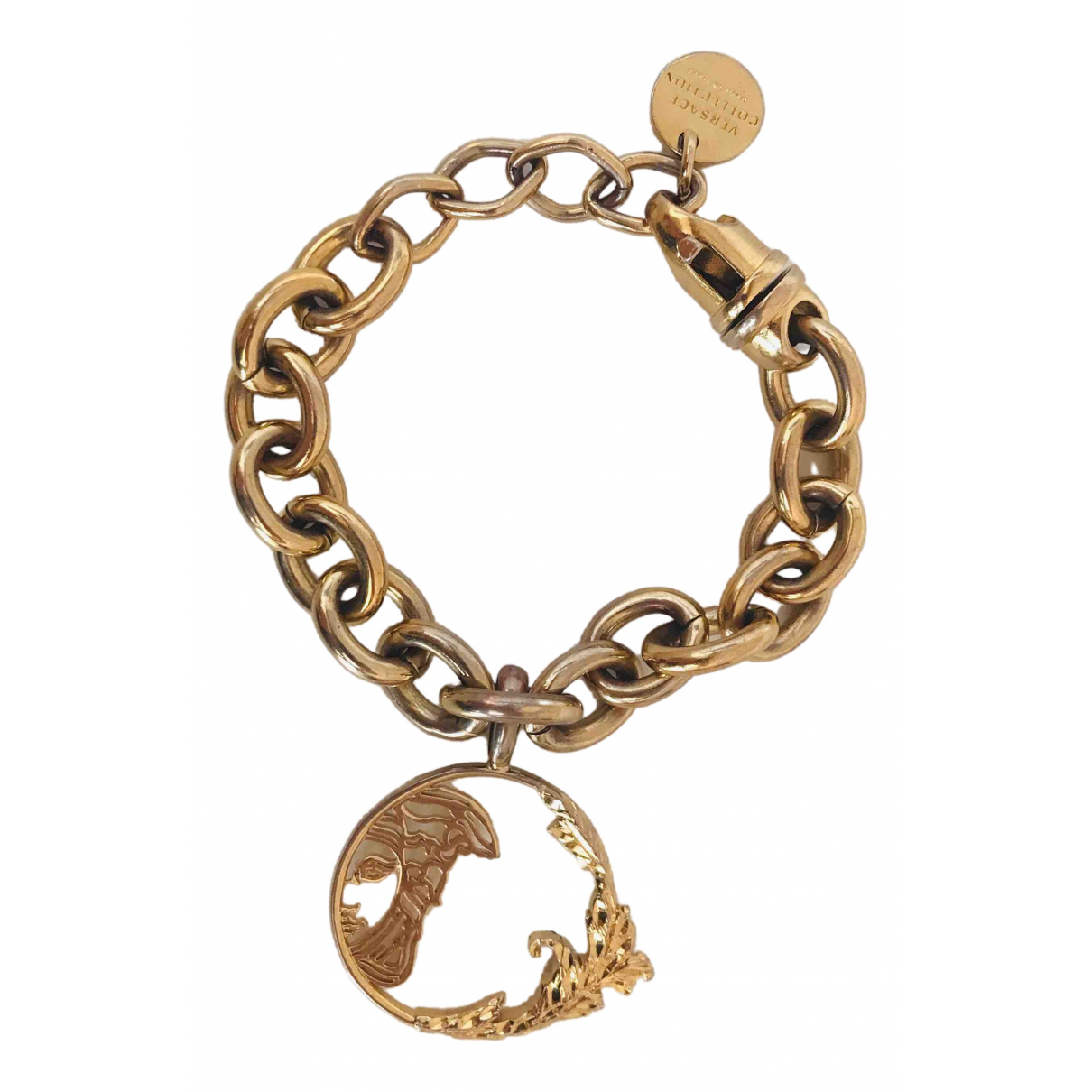 Versace Medusa Armband in  Gold Metall