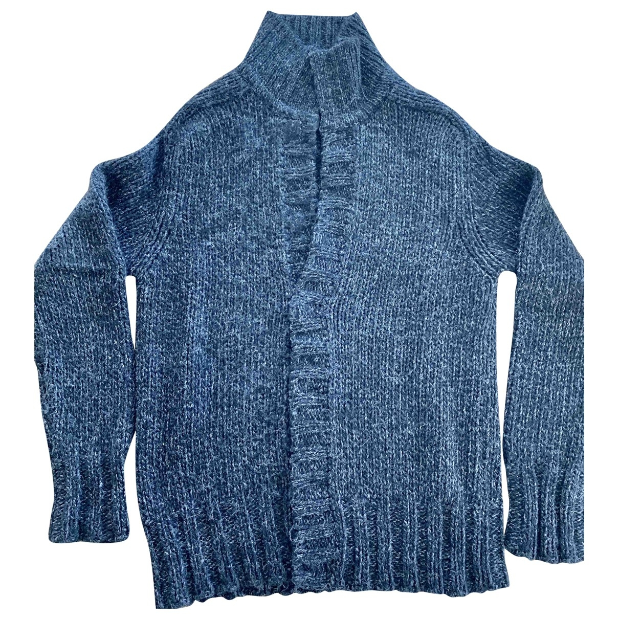 D&g - Pulls.Gilets.Sweats   pour homme en laine - gris