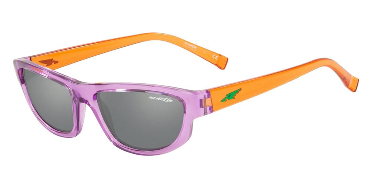 Arnette AN4260 Lost Boy 26276G Men's Sunglasses Violet Size 56