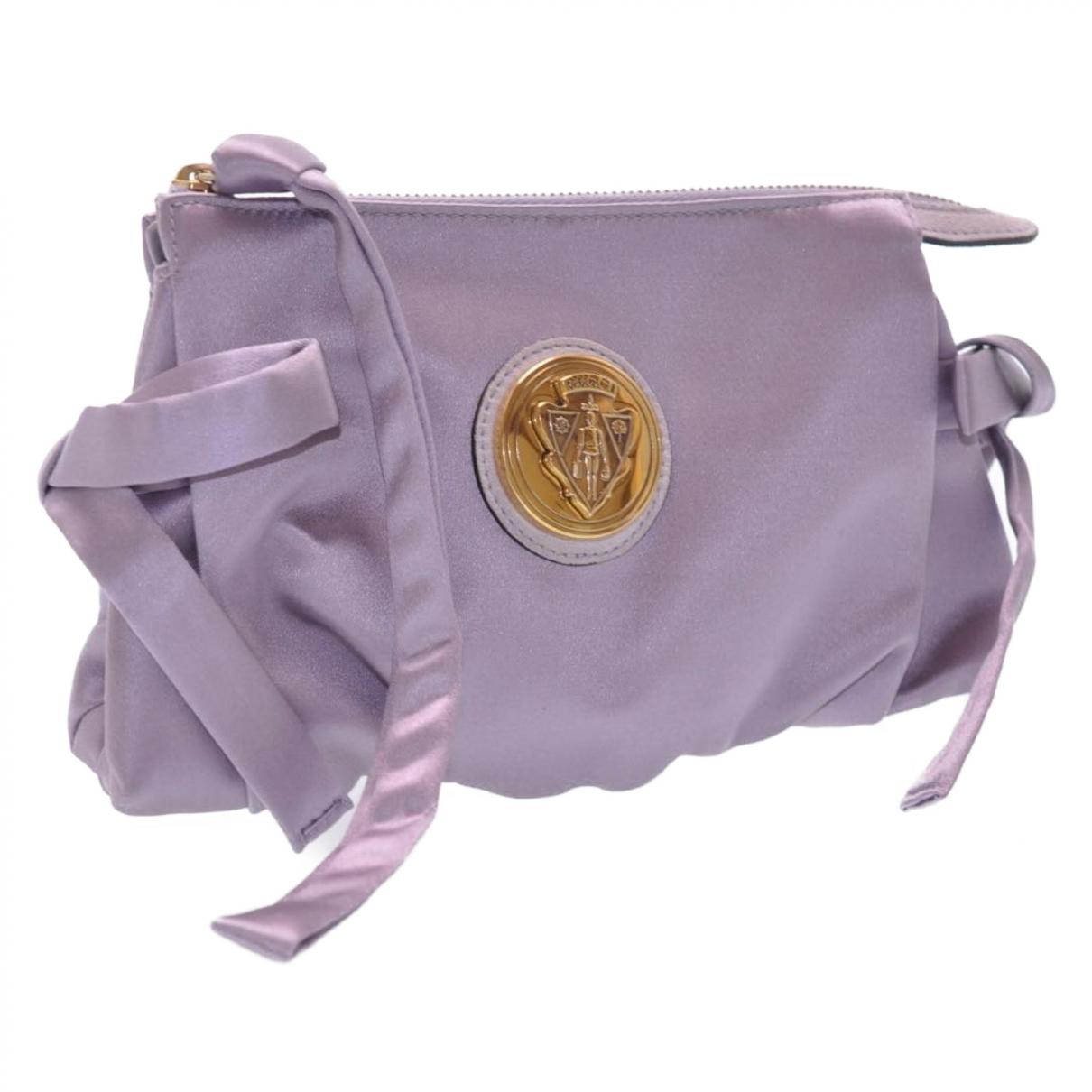 Gucci - Sac de voyage   pour femme en toile - violet